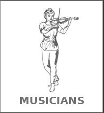 Musicians banner